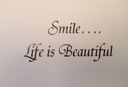 New york city our world in words smile life is beautiful publicscrutiny Choice Image